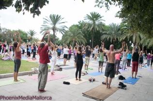Palma de Mallorca, Yoga, Vicki Mcleod, Phoenix Media Mallorca