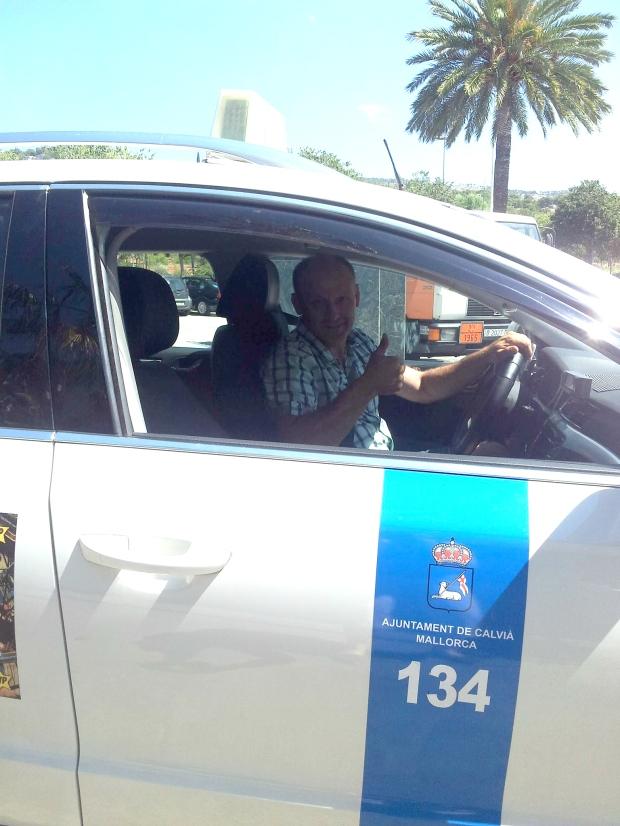 Cabbie 134