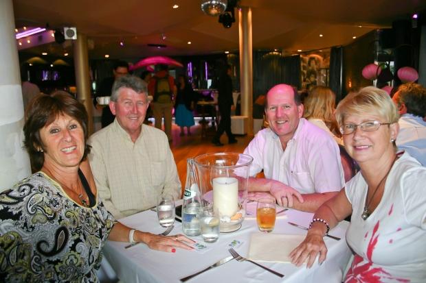 A previous Supper Club meeting
