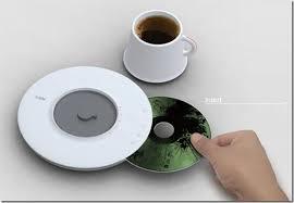Tea and CDs