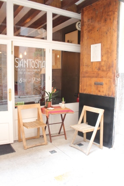 Santosha Cafe