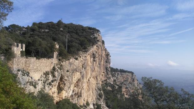 Alaro, ascent, Mallorca, Vicki McLeod