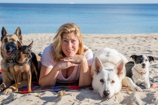 Christina is planning a holiday for you and your dogs